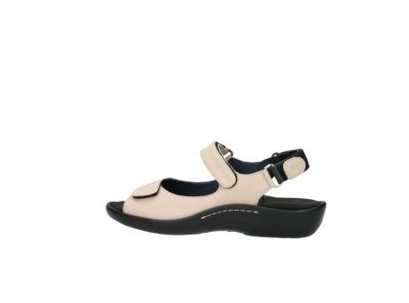 wolky sandalen 1300 salvia 262 oud roze leer_2
