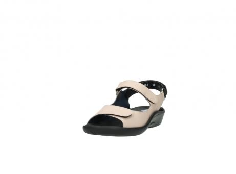 wolky sandalen 1300 salvia 262 oud roze leer_21
