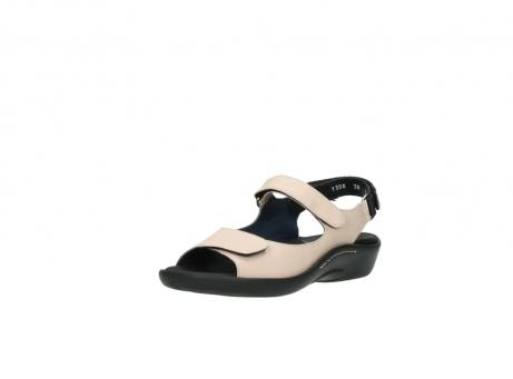 wolky sandalen 1300 salvia 262 oud roze leer_22