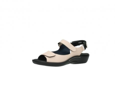 wolky sandalen 1300 salvia 262 oud roze leer_23