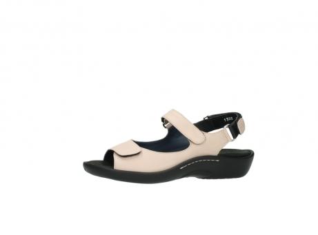 wolky sandalen 1300 salvia 262 oud roze leer_24