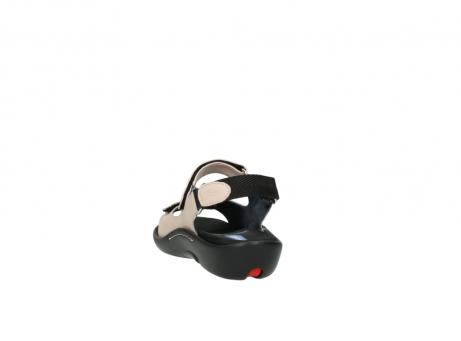 wolky sandalen 1300 salvia 262 oud roze leer_6
