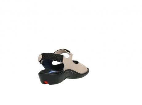 wolky sandalen 1300 salvia 262 oud roze leer_9