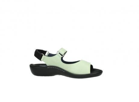 wolky sandalen 1300 salvia 270 licht groen leer_14