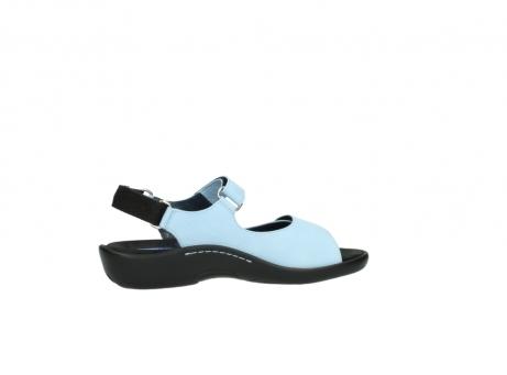 wolky sandalen 1300 salvia 280 licht blauw leer_12