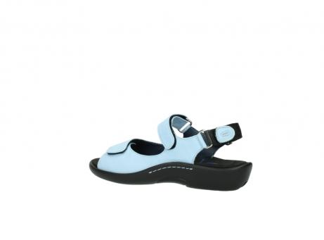 wolky sandalen 1300 salvia 280 licht blauw leer_3