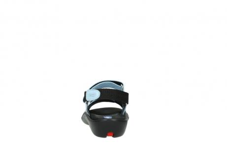 wolky sandalen 1300 salvia 280 licht blauw leer_7