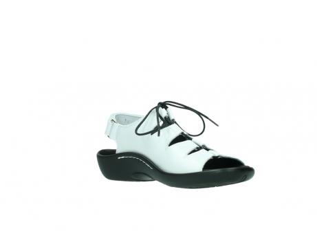 wolky sandalen 1302 ajuga 310 weiss leder_16