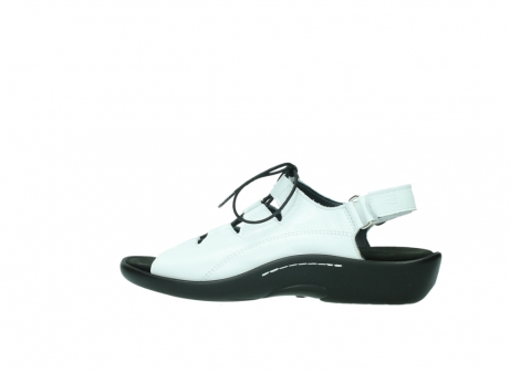 wolky sandalen 1302 ajuga 310 weiss leder_2