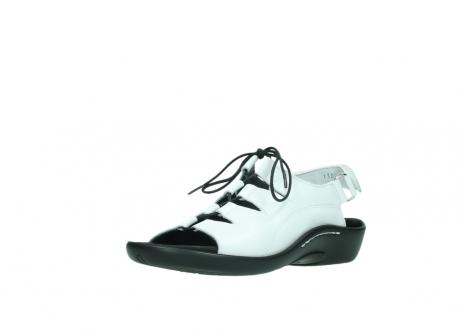 wolky sandalen 1302 ajuga 310 weiss leder_22