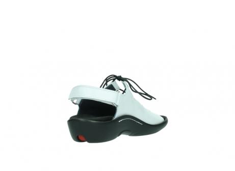 wolky sandalen 1302 ajuga 310 weiss leder_9