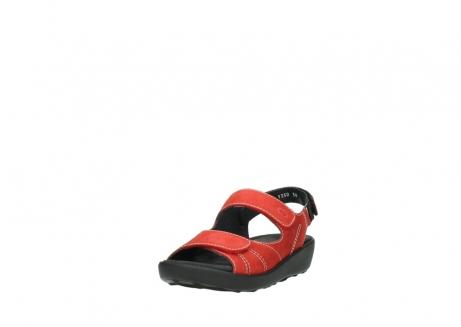 wolky sandalen 1350 lin 150 rood nubuck_21
