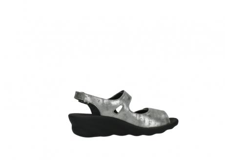 wolky sandalen 3125 scala 120 grijs zilver nubuck_12