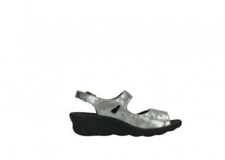 wolky sandalen 3125 scala 120 grijs zilver nubuck_13