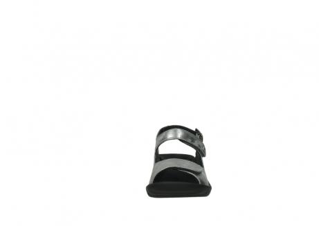 wolky sandalen 3125 scala 120 grijs zilver nubuck_19