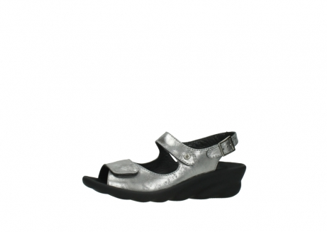 wolky sandalen 3125 scala 120 grijs zilver nubuck_24