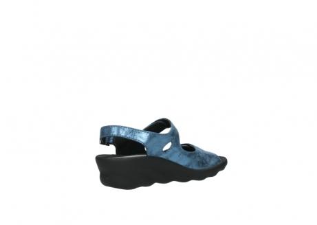 wolky sandalen 3125 scala 180 blauw nubuck_10
