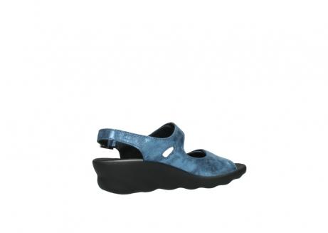 wolky sandalen 3125 scala 180 blauw nubuck_11