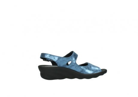 wolky sandalen 3125 scala 180 blauw nubuck_12