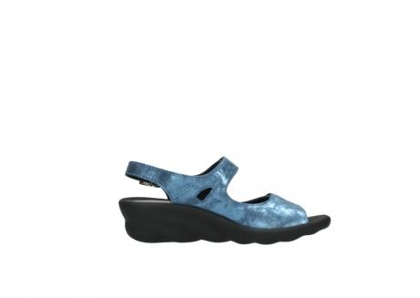 wolky sandalen 3125 scala 180 blauw nubuck_13