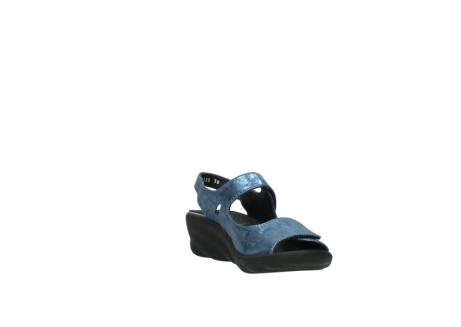 wolky sandalen 3125 scala 180 blauw nubuck_17