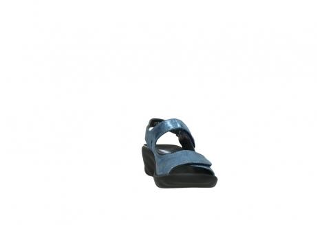 wolky sandalen 3125 scala 180 blauw nubuck_18