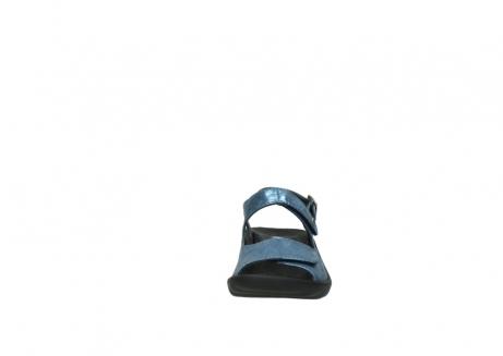 wolky sandalen 3125 scala 180 blauw nubuck_19