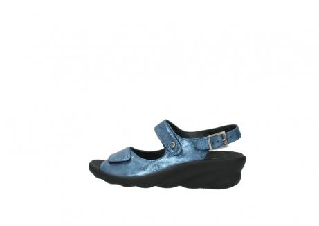 wolky sandalen 3125 scala 180 blauw nubuck_2
