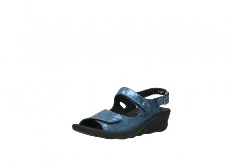 wolky sandalen 3125 scala 180 blauw nubuck_22