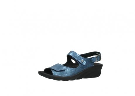 wolky sandalen 3125 scala 180 blauw nubuck_23