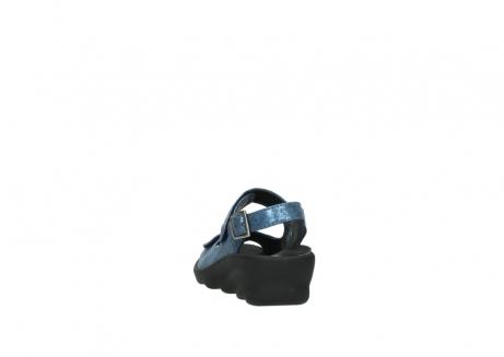 wolky sandalen 3125 scala 180 blauw nubuck_6