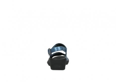 wolky sandalen 3125 scala 180 blauw nubuck_7