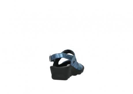 wolky sandalen 3125 scala 180 blauw nubuck_8