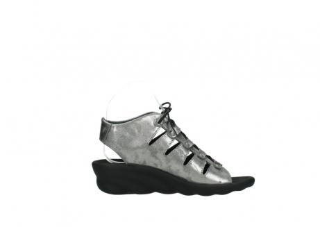 wolky sandalen 3126 arena 120 grijs zilver nubuck_13