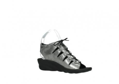 wolky sandalen 3126 arena 120 grijs zilver nubuck_15