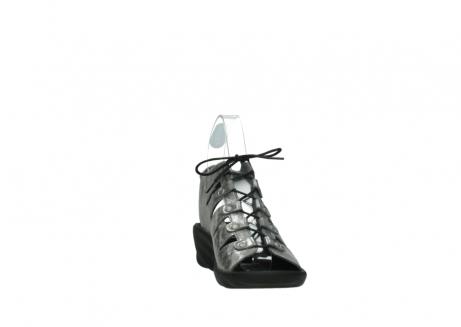 wolky sandalen 3126 arena 120 grijs zilver nubuck_18