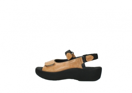 wolky sandalen 3204 jewel 340 naturel leer_2
