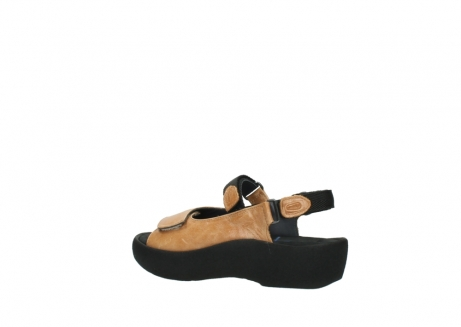 wolky sandalen 3204 jewel 340 naturel leer_3