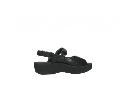 wolky sandalen 3204 jewel 700 zwart canals_12