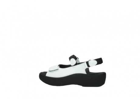 wolky sandalen 3204 jewel 710 wit canals_2