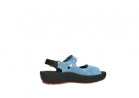 wolky sandalen 3325 rio 382 denim blauw leer_12