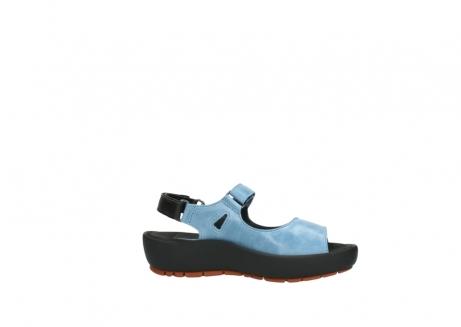wolky sandalen 3325 rio 382 denim blauw leer_14