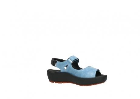 wolky sandalen 3325 rio 382 denim blauw leer_15