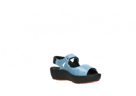 wolky sandalen 3325 rio 382 denim blauw leer_16