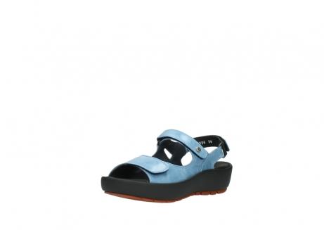 wolky sandalen 3325 rio 382 denim blauw leer_22