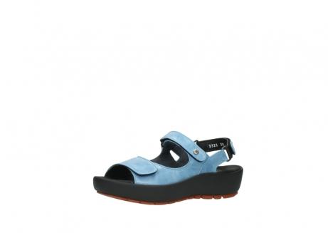 wolky sandalen 3325 rio 382 denim blauw leer_23