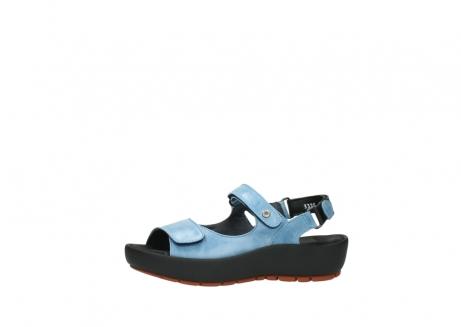 wolky sandalen 3325 rio 382 denim blauw leer_24