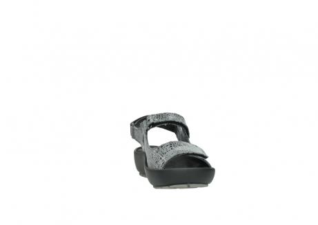 wolky sandalen 3325 rio 420 grijs crash suede_18