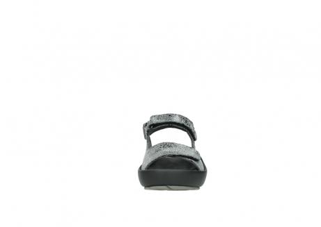 wolky sandalen 3325 rio 420 grijs crash suede_19