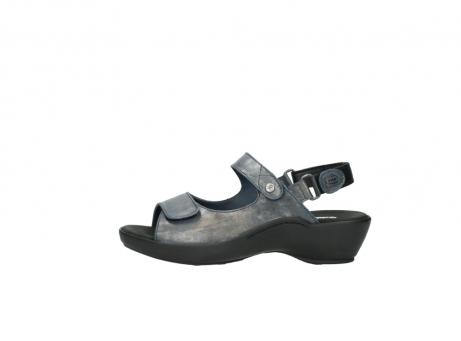 wolky sandalen 3476 lema 880 blauw leer_1